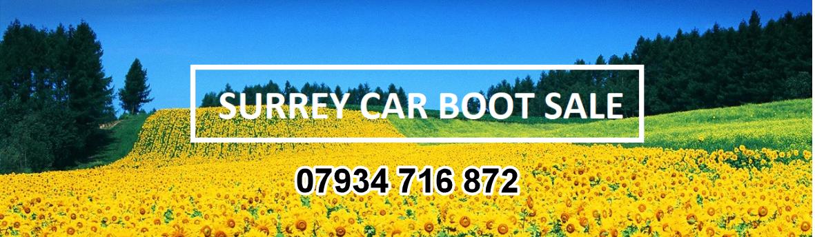 Surrey Car Boot Sale